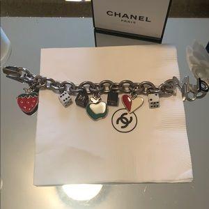 Marc Jacobs charm bracelet
